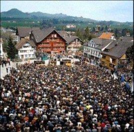 Zwitserse volksvergadering voor directe democratie