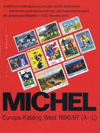 michel wereld catalogus postzegels