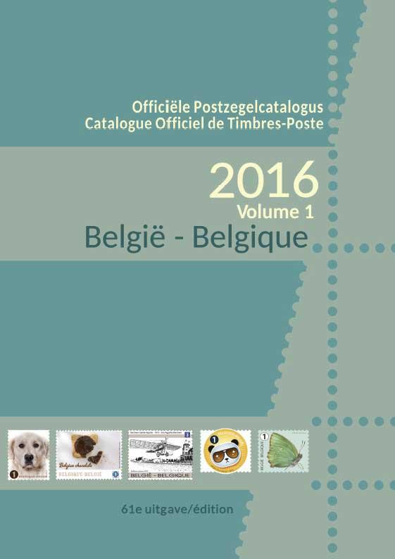 postzegelcatalogus belgië