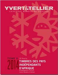 yvert en tellier wereld postzegel catalogus